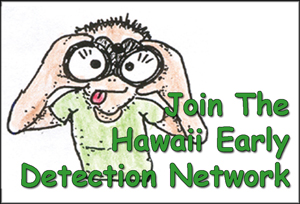 Join the Hawaii Early Detection Network